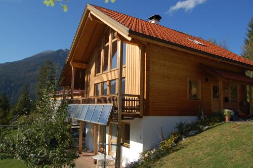 Ferienwohnung Haus Leonard Ehrwald