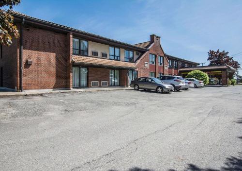 Comfort Inn Sherbrooke Foto principal