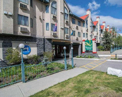 Quality Resort Chateau Canmore - Canmore, AB T1W 2X3