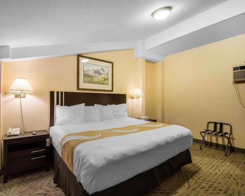Quality Resort Chateau Canmore zdjęcia pokoju