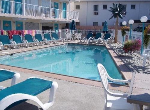 Aztec Motel - Wildwood Crest, NJ 08260