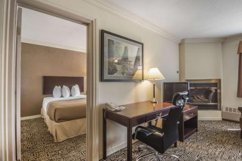 Quality Inn & Suites High Level - High Level, AB T0H 1Z0