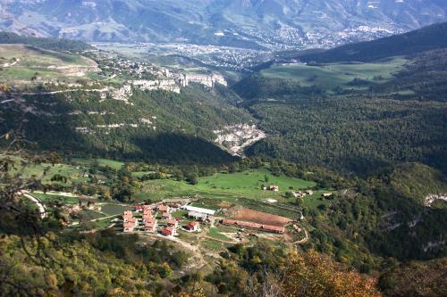 Apaga Resort Hotel Dilijan in Armenia