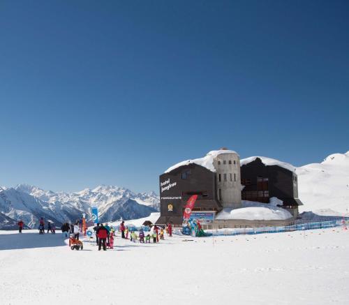 Hotel Jungfrau Fiesch