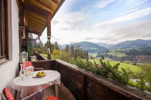 Tramplhof Alpenblick Hopfgarten im Brixental