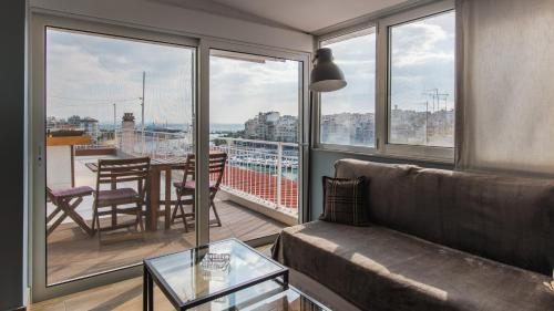 Piraeus Apartment with Endless View Foto principal