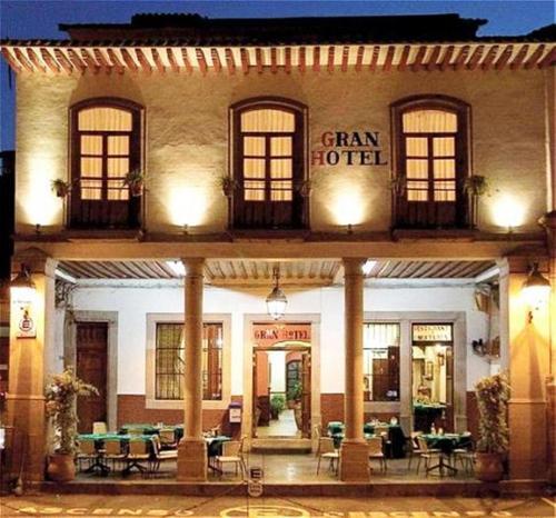 Gran Hotel Patzcuaro