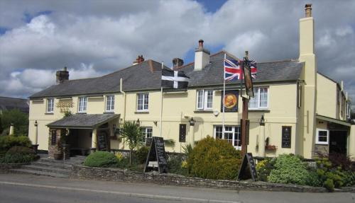 The Jubilee Inn, Polperro, Cornwall