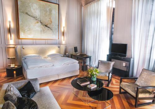 Suite Hotel Palacio De Villapanés 21