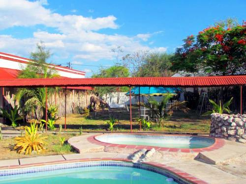 Unlimited Luxury Lodge in Maun..