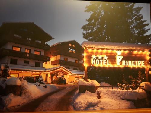 Hotel Principe Cortina d'Ampezzo