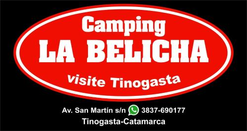 . Camping La Belicha