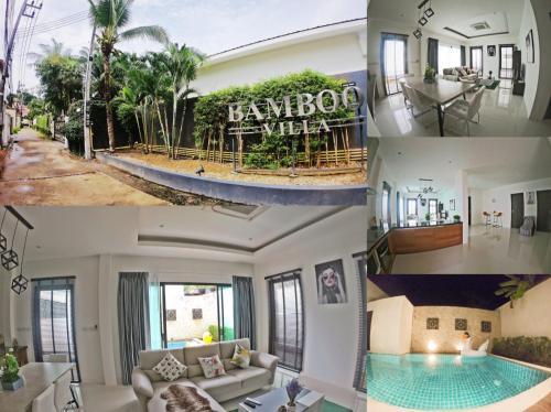 奈涵拉威泳池度假别墅 bamboo villa 3bedroom 奈涵拉威泳池度假别墅 bamboo villa 3bedroom