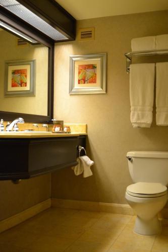Deluxe King Room or Queen Room with 2 Queen Beds