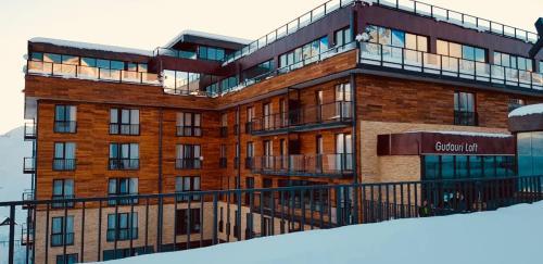 Gudauri Chalet-Mgzavrebi 405 - Apartment - Gudauri