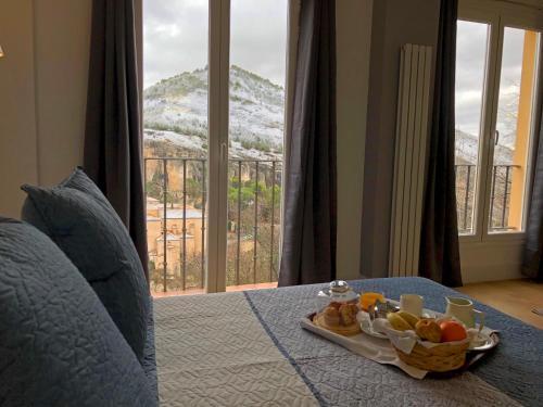 Habitación Doble Superior con vistas a las montañas Hotel Leonor de Aquitania 28