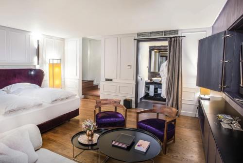 Prestige Doppel- oder Zweibettzimmer Hotel Palacio De Villapanés 9