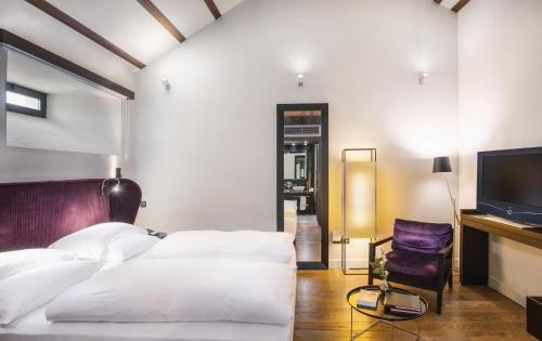 Habitación Doble Deluxe - 1 o 2 camas Hotel Palacio De Villapanés 9