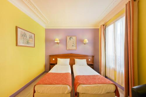 Hotel Richmond Gare du Nord photo 13