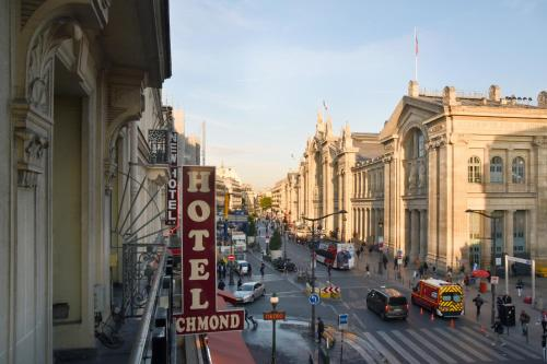 Hotel Richmond Gare du Nord impression