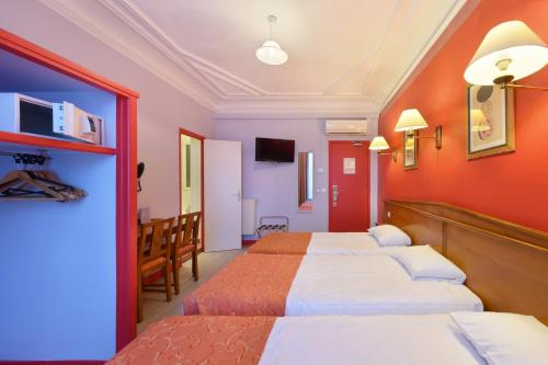 Hotel Richmond Gare du Nord photo 23