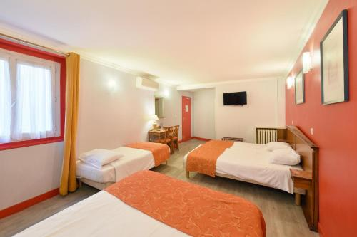 Hotel Richmond Gare du Nord photo 26