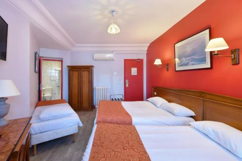 Hotel Richmond Gare du Nord photo 29