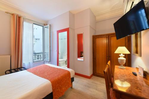 Hotel Richmond Gare du Nord photo 40