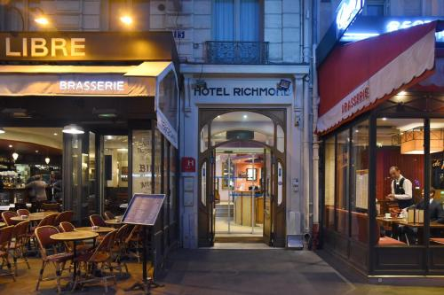 Hotel Richmond Gare du Nord photo 52