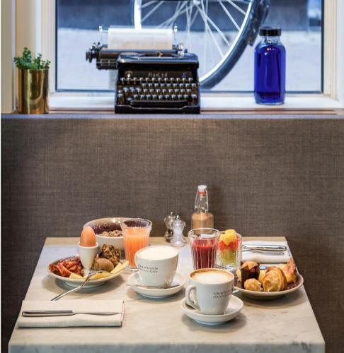 INK Hotel Amsterdam - MGallery by Sofitel photo 82
