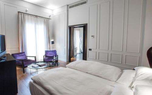 Habitación Doble Deluxe - 1 o 2 camas Hotel Palacio De Villapanés 11