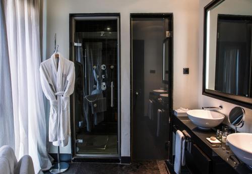 Habitación Doble Deluxe - 1 o 2 camas Hotel Palacio De Villapanés 12