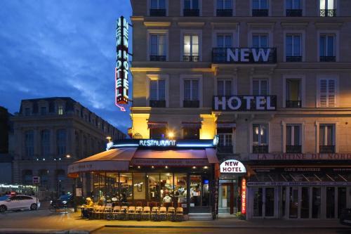 New Hôtel Gare Du Nord - Hôtel - Paris