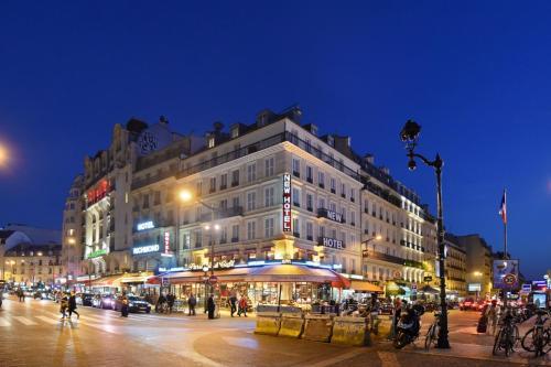 New Hôtel Gare Du Nord photo 53