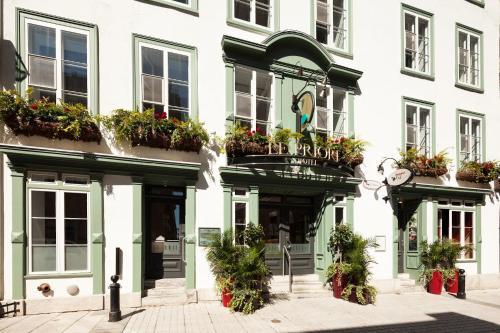 . Hotel le Priori