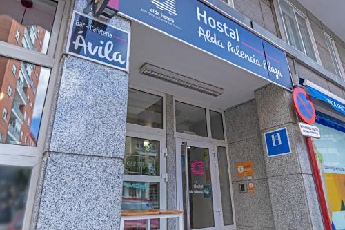 Hostal Alda Palencia Plaza Immagine 8
