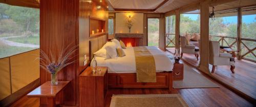 Naserian Mara Camp værelse billeder