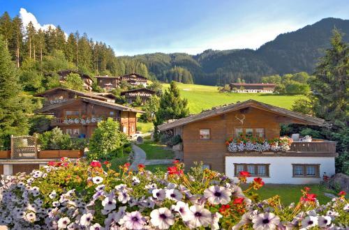 Ferienhäuser Reither Almen - Chalet - Reith im Alpbachtal