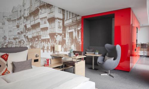 Living Hotel Frankfurt by Derag photo 28