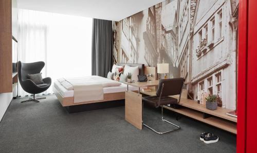 Living Hotel Frankfurt by Derag impression