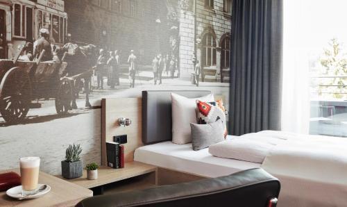 Living Hotel Frankfurt by Derag photo 8