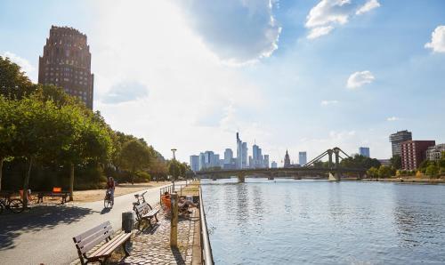 Living Hotel Frankfurt by Derag photo 42