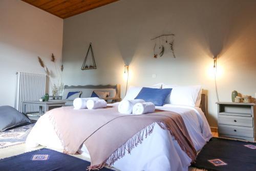 Orias Guesthouse & Farm - Hotel - Kalávrita
