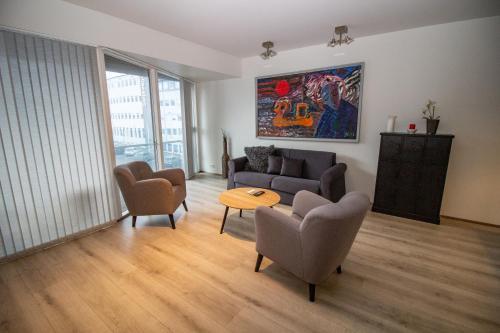 Scandinavian Apartments Aðalmynd