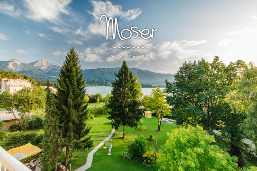Фото отеля Das Moser - Hotel Garni am See (Adults Only)