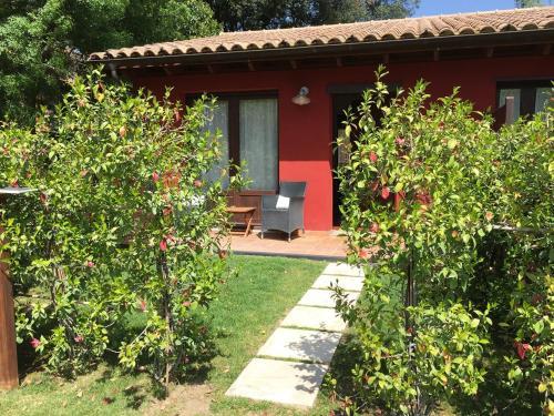 Junior Suite mit Terrasse Hotel Masia La Palma 3