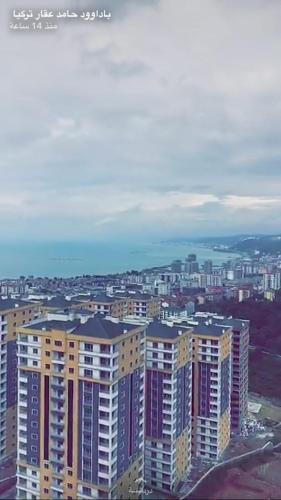 Trabzon Yomra AquaMarine Daire harita