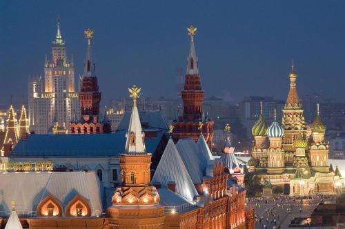 Tverskaya Street 3, Moscow 125009, Russia.