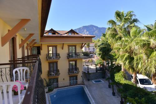 Kemer Orange Garden Apart Hotel online rezervasyon