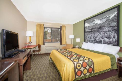 Super 8 by Wyndham Kremmling - Hotel